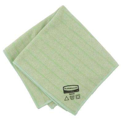 Hygen 16 in. x 16 in. Blue Microfiber General Purpose Cloth (12-Pack)