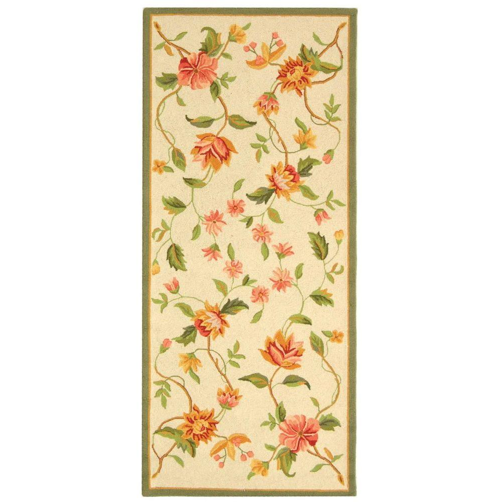 Chelsea Ivory 2 ft. 6 in. x 6 ft. Rug Runner