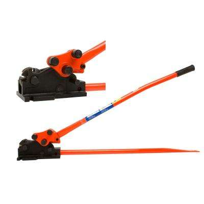 52 in. Rebar Cutter and Bender