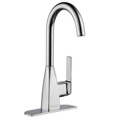 Xander Single-Handle Bar Faucet in Chrome