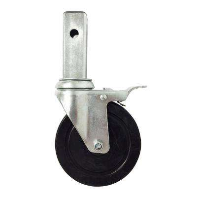 5 in. Swivel Caster 250 lb. Load Capacity