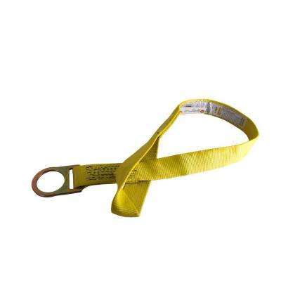 3 ft. Cross Arm Strap with Pass-Thru Loop