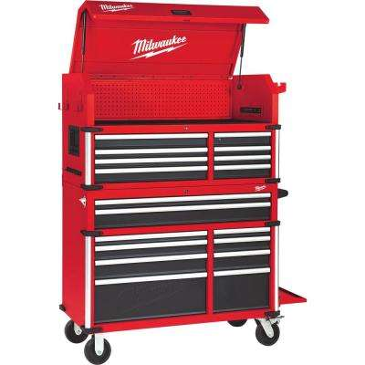 46 in. 18-Drawer Tool Chest and Cabinet Combo
