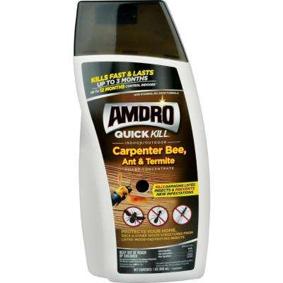 Quick Kill 32 oz. Carpenter Bee Killer Concentrate
