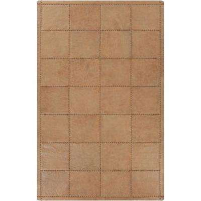 Marshall Brown 5 ft. x 7 ft. 6 in. Indoor Area Rug
