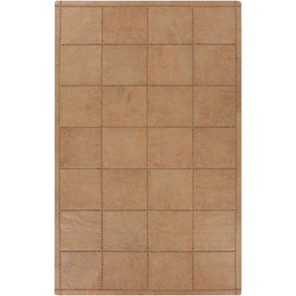 Marshall Brown 8 ft. x 10 ft. Indoor Area Rug
