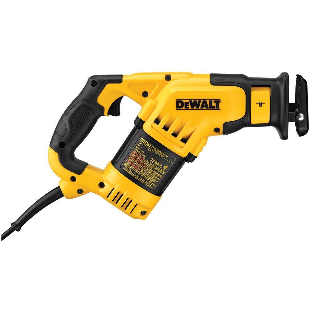 Dewalt 12 Amp Compact Corded Reciprocating Saw by DEWALT