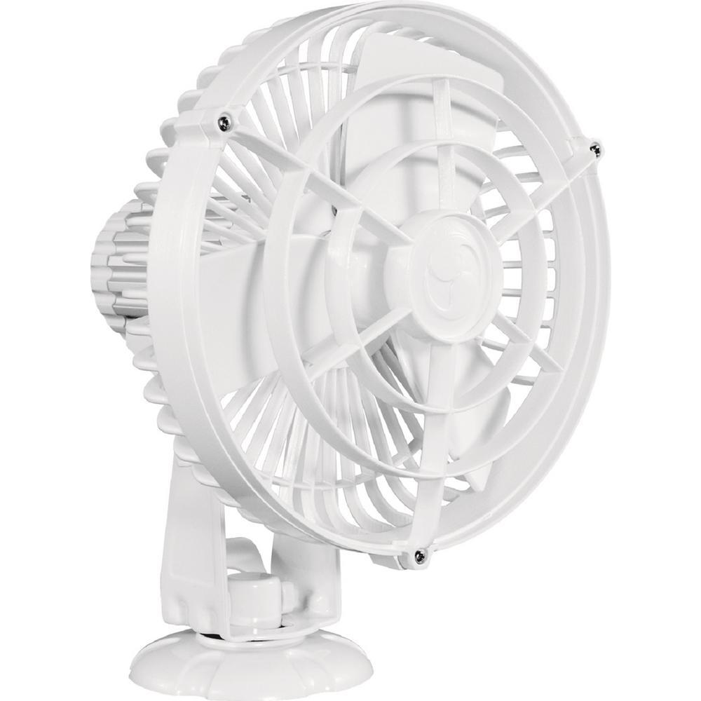Ceiling Fans Kona: Caframo Kona 12-Volt Weatherproof Fan-817CAWBX