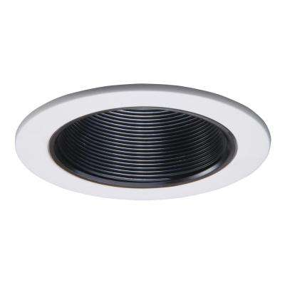 993 Series 4 in. Black Recessed Ceiling Light ...  sc 1 st  The Home Depot & Halo - 4 in. - Recessed Lighting - Lighting - The Home Depot azcodes.com