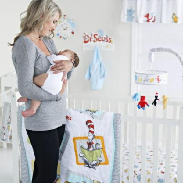Trend Lab Dr Seuss Friends 5 Piece