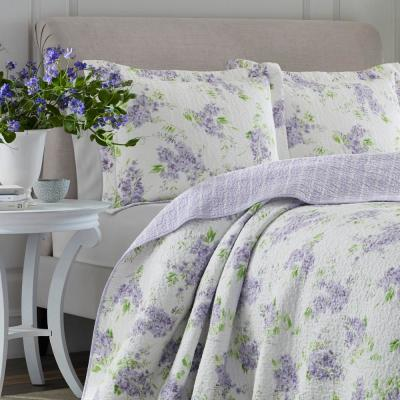Keighley Cotton Quilt Set