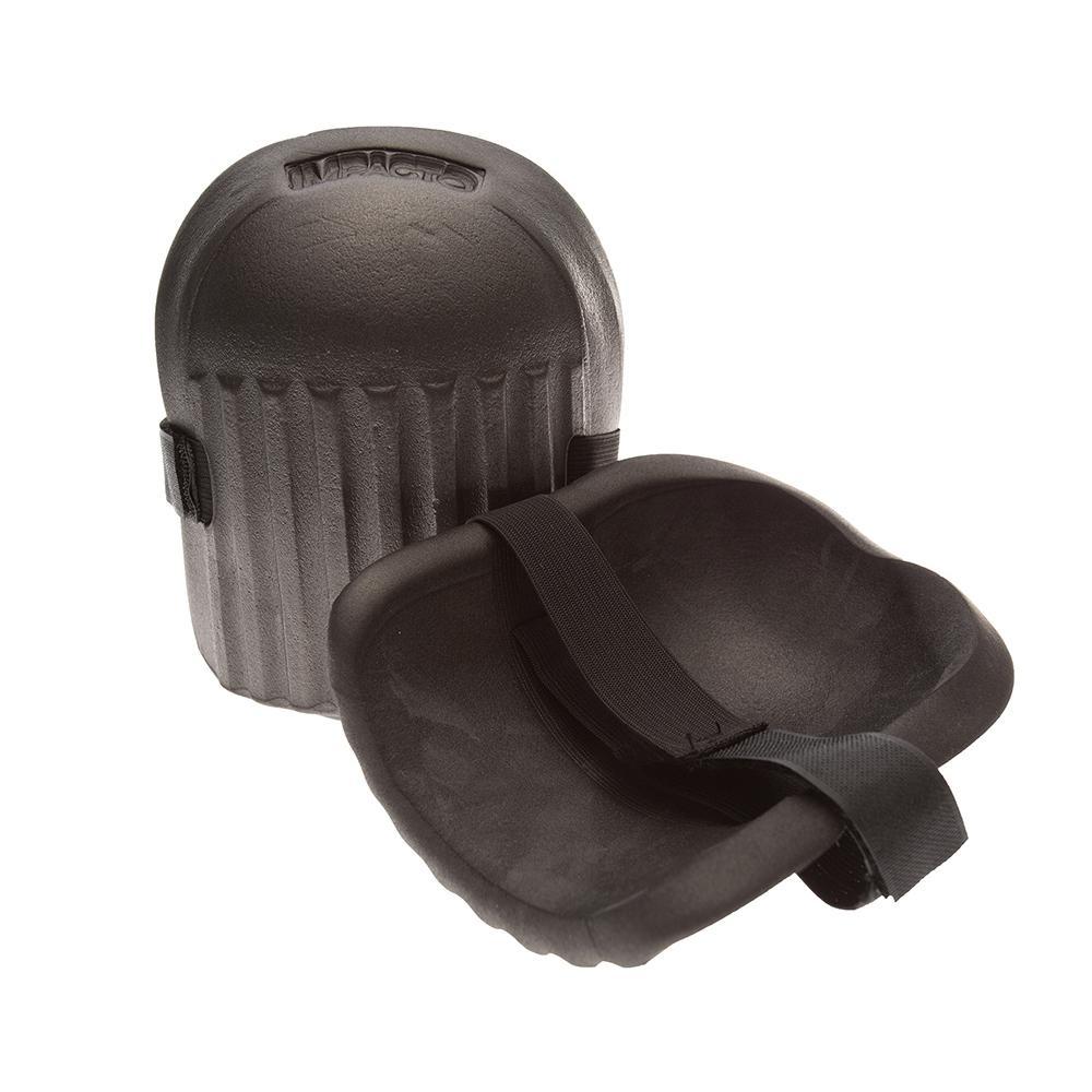 Black Lightweight Work Knee Pads