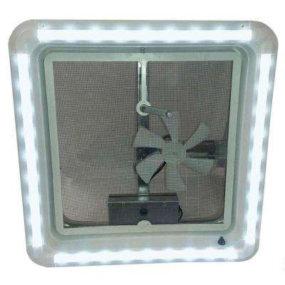 RV Chandelier LED Vent Trim Ring