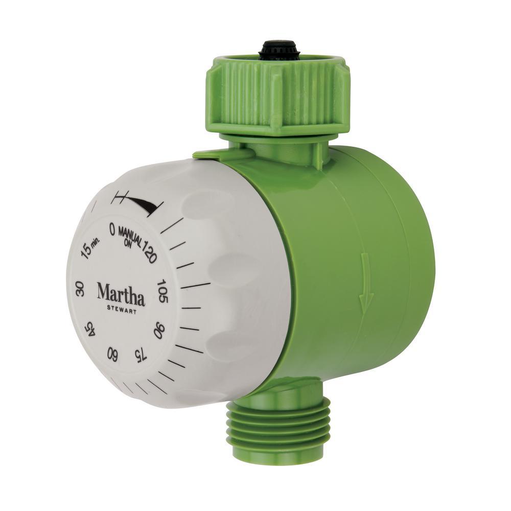 High Flow Mechanical Water Timer
