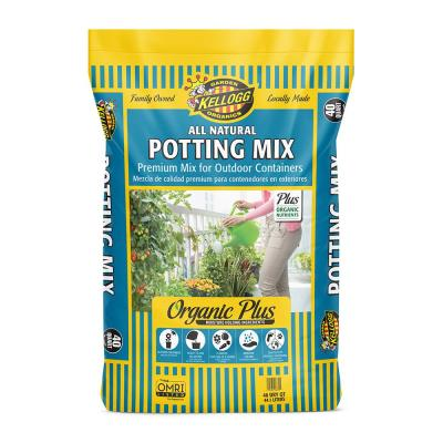 40 Qt. All Natural Premium Outdoor Potting Mix