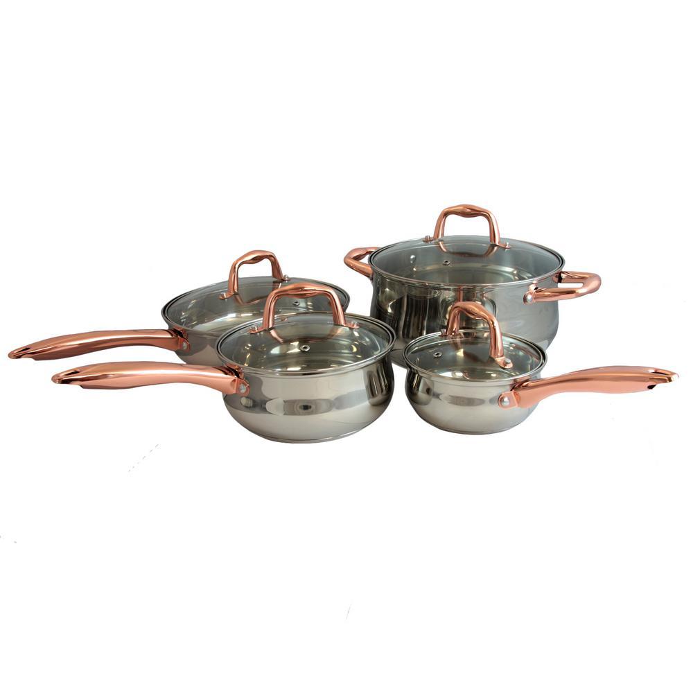 Branson 8-Piece Cookware Set