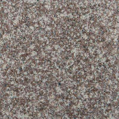 Bain Brook Brown 12 in. x 12 in. Polished Granite Floor and Wall Tile (5 sq. ft. / case)