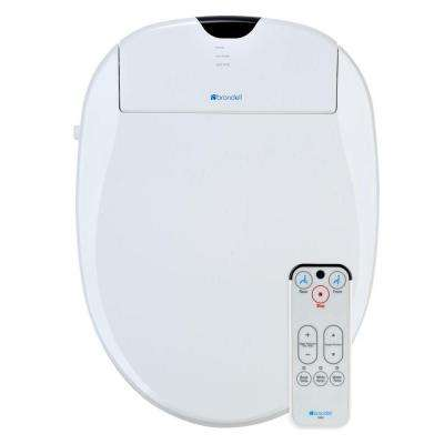 Swash 900 Electric Bidet Seat for Round Toilet in White