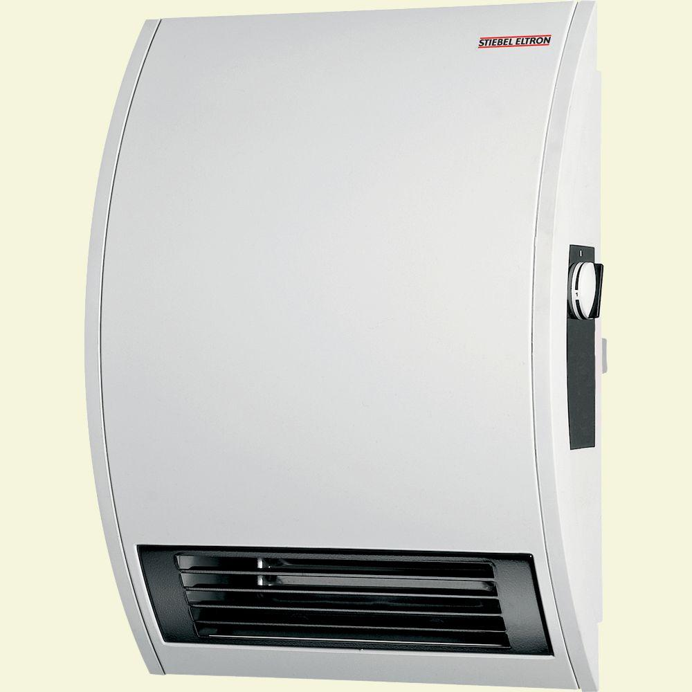 Wall mounted electric bathroom fan heaters - Stiebel Eltron Ck 15e Wall Mounted Electric Fan Heater