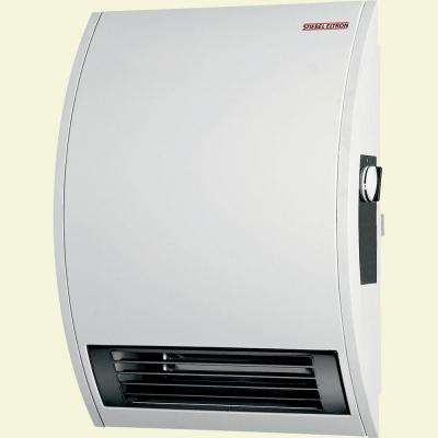 Wall-Mounted Electric Fan Heater