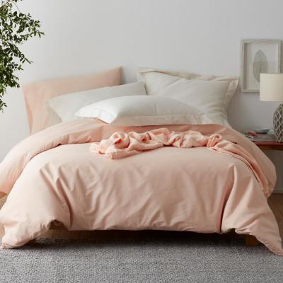Company Cotton Percale Duvet Cover