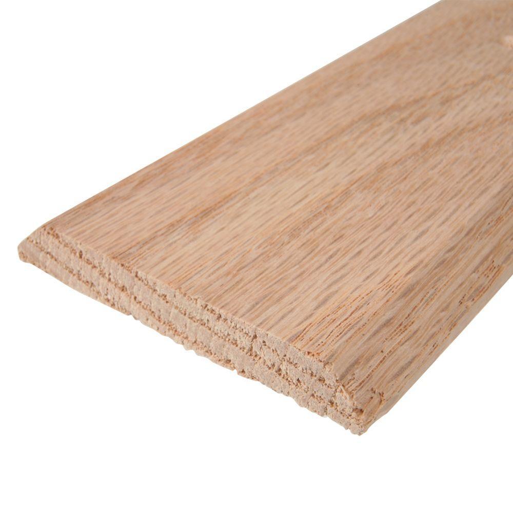 Hardwood 2-1/2 in. x 36 in. Seam Binder