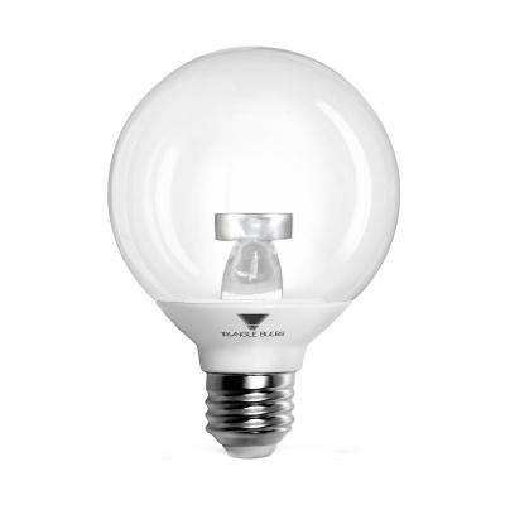 40-Watt Equivalent G25 Globe Dimmable Vanity Bulb Warm White LED Light Bulb