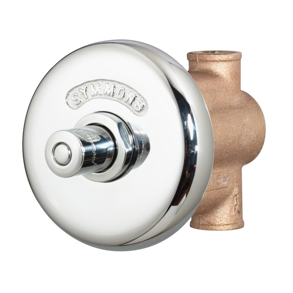Pfister 0x6 loose roman tub valve 0x6 150r the home depot - Shower controls ...