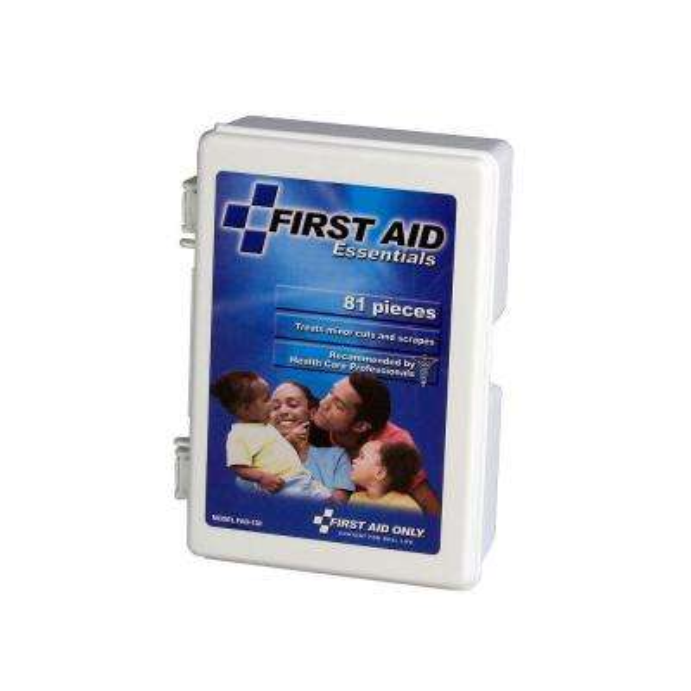 81-Piece Medium All Purpose First Aid Kit