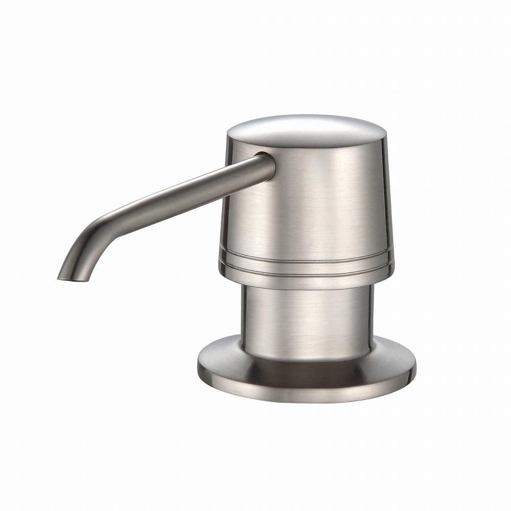 KRAUS Soap Dispenser in Satin Nickel