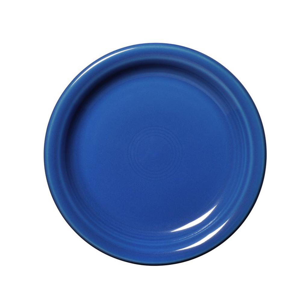 Fiesta 6.5 in. Cobalt Blue Appetizer Plate 1461105U