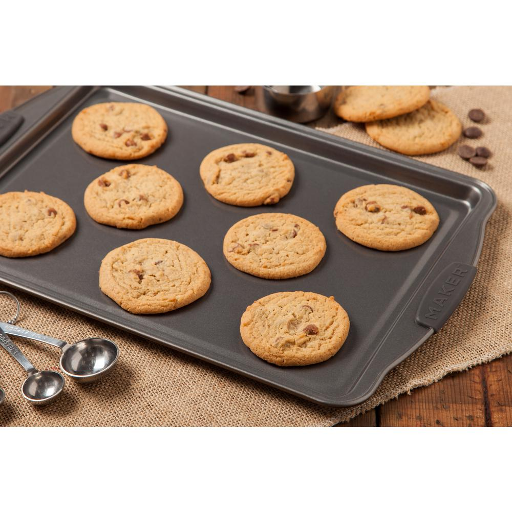 MAKER Homeware Small Steel Baking Sheet