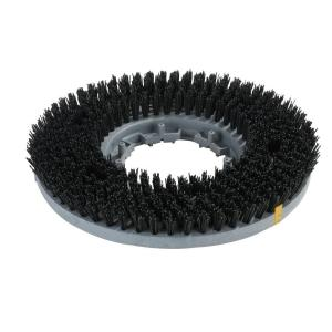Carlisle 18 inch Value Rotary Brush Stripping in Black - EZ Snap by Carlisle