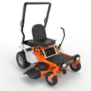 Beast 48 In 656cc 20 Hp Gas Powered By Briggs And Stratton Engine Zero Turn Riding Mower With Powerful Dual Hydrostatic Drive 48zbm21r Ext The Home Depot