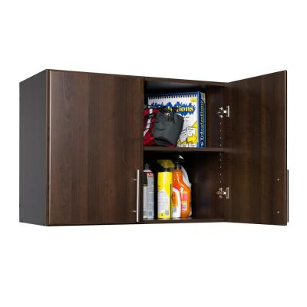 Elite Espresso  Cabinet