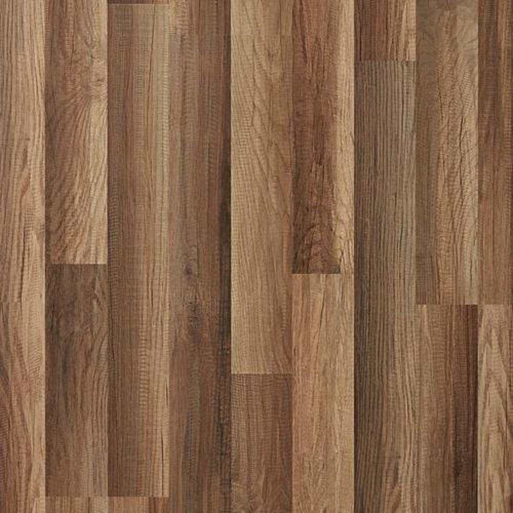Take Home Sample - Tanned Ranch Oak Laminate Flooring - 5