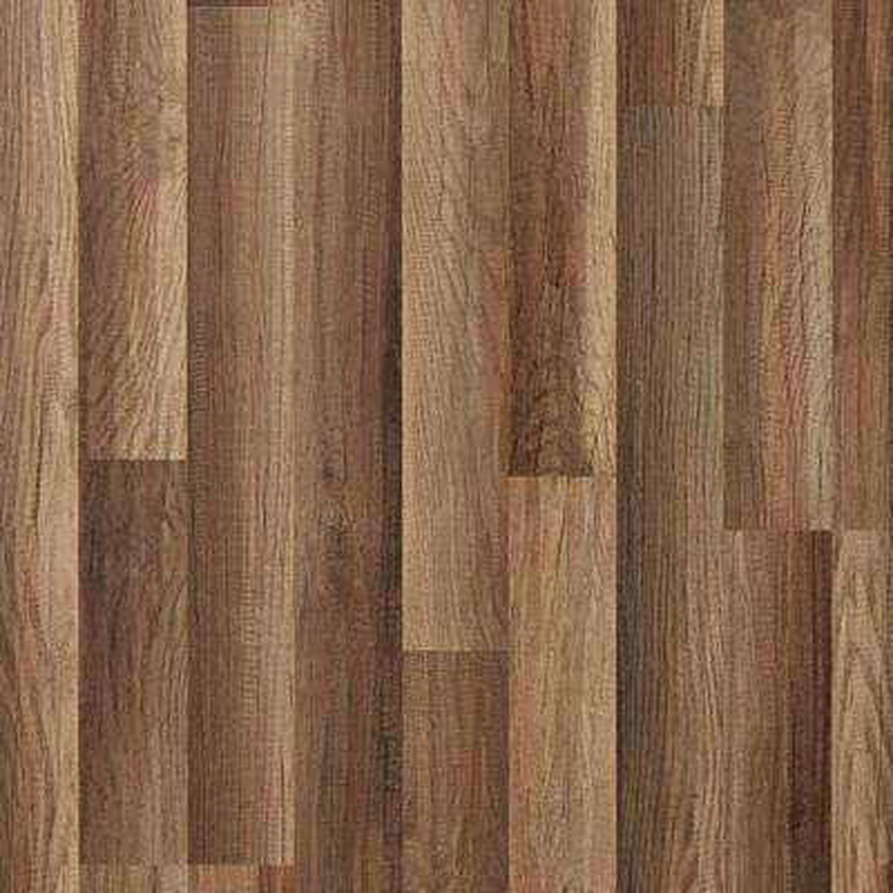 Take Home Sample - Tanned Ranch Oak Laminate Flooring - 5 in. x 7 in.