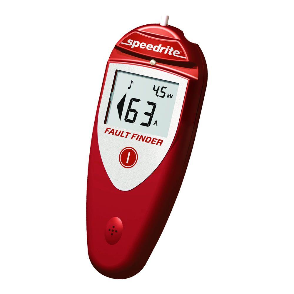 Checking Electric Fence With Voltmeter : Speedrite an battery energizer joule the