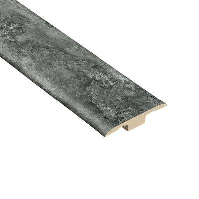 Peppertree 1/4 in. Thick x 1-7/16 in. Wide x 94 in. Length Vinyl T-Molding