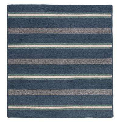 Primrose Denim 12 ft. x 12 ft. Square Area Rug