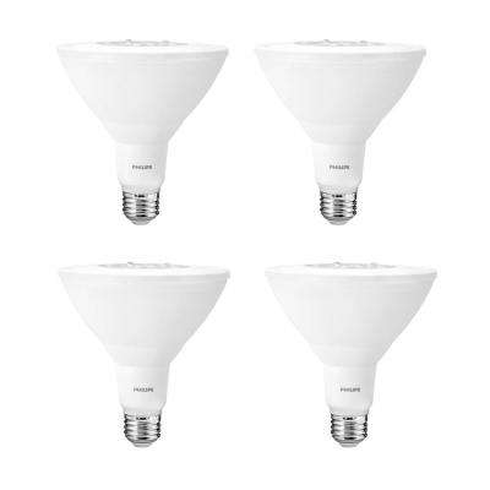 90-Watt Equivalent PAR38 LED Daylight (4-Pack)