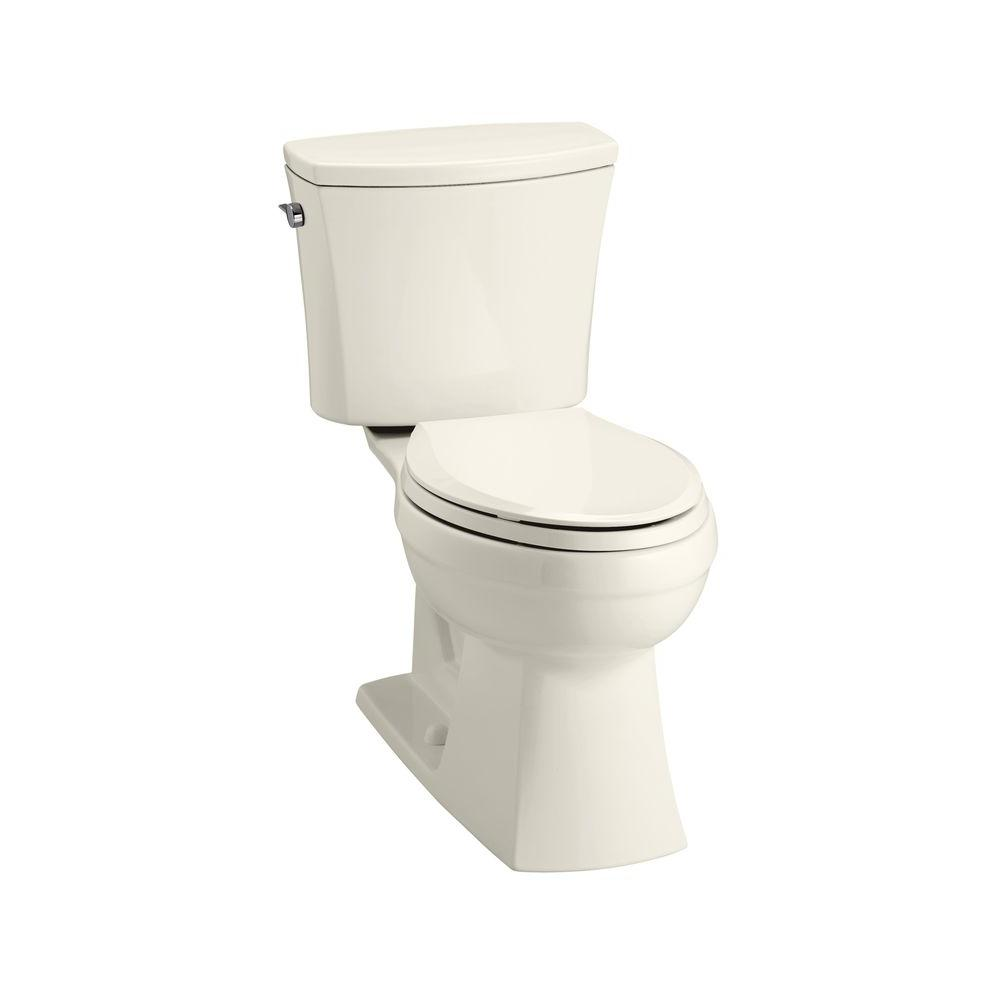 Kohler Kelston Comfort Height 2 Piece 1 6 Gpf Single Flush