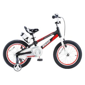 Royalbaby 18 inch Wheels Space No. 1 Kid's Bike, Boy's Bikes and Girl's Bikes, Light Weight Aluminum with... by Royalbaby