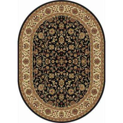 Oval - Tayse Rugs - Area Rugs - Rugs - The Home Depot