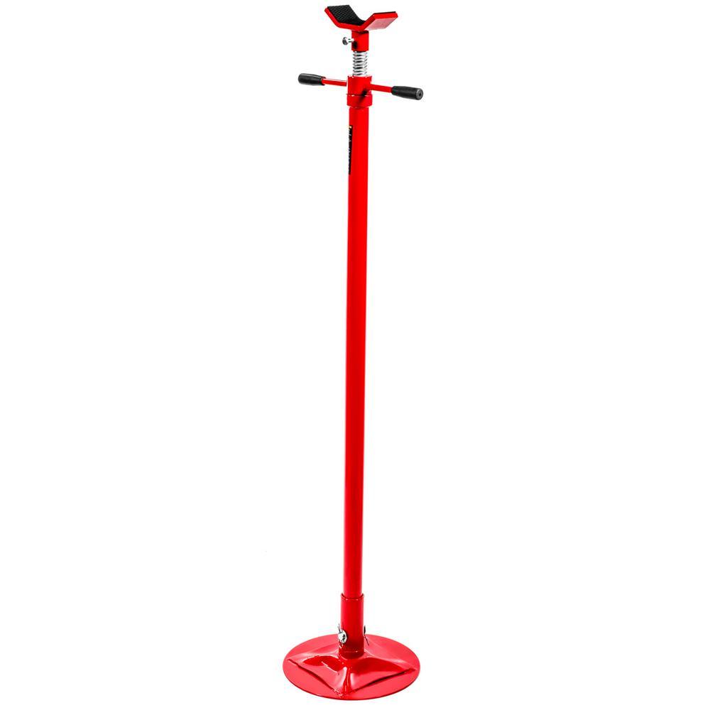 Stark 1/2 Ton Steel Capacity Underhoist Safety Stand