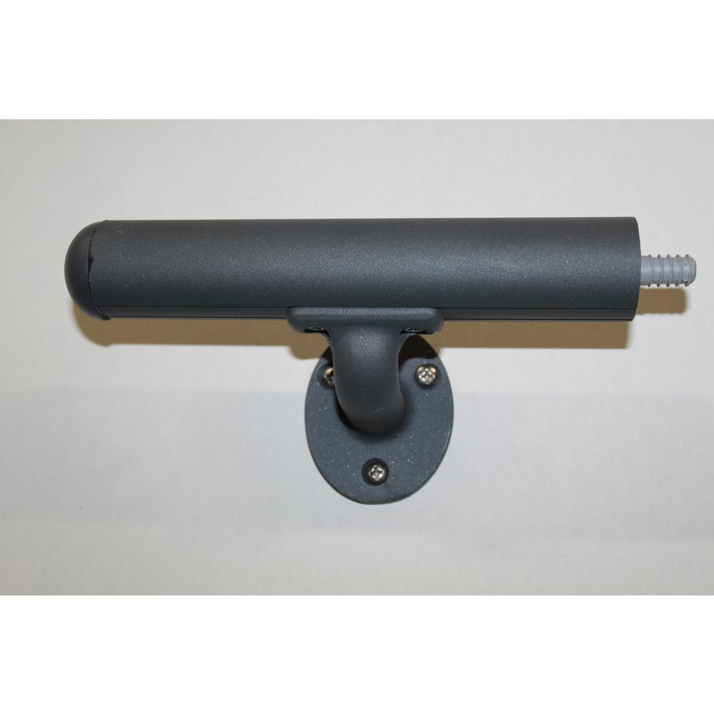Prova Anthracite 79 in. Long Handrail Kit