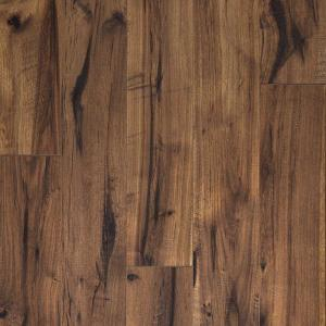 Pergo Xp Creekbed Hickory 8 Mm Thick X 5 7 32 In Wide X