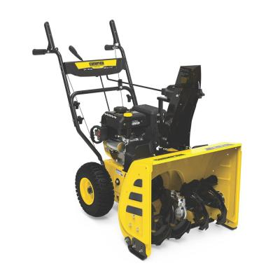 224cc 24 in. Two-Stage Gas Snow Blower with Electric Start