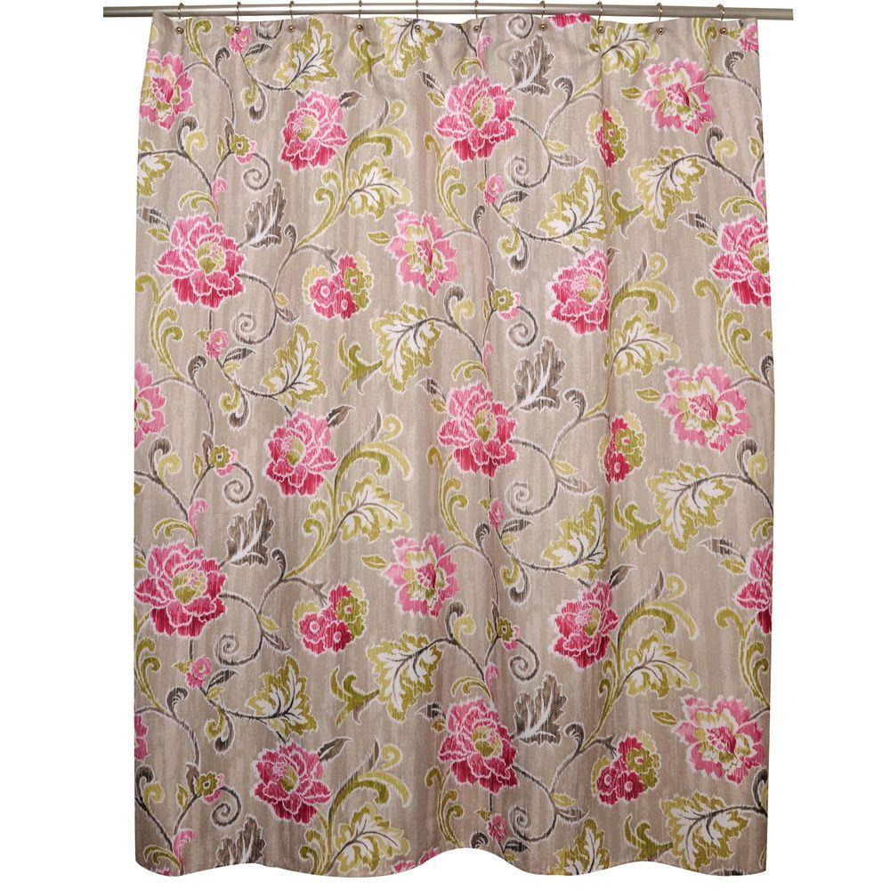 Refresh Jazzbery Shower Curtain