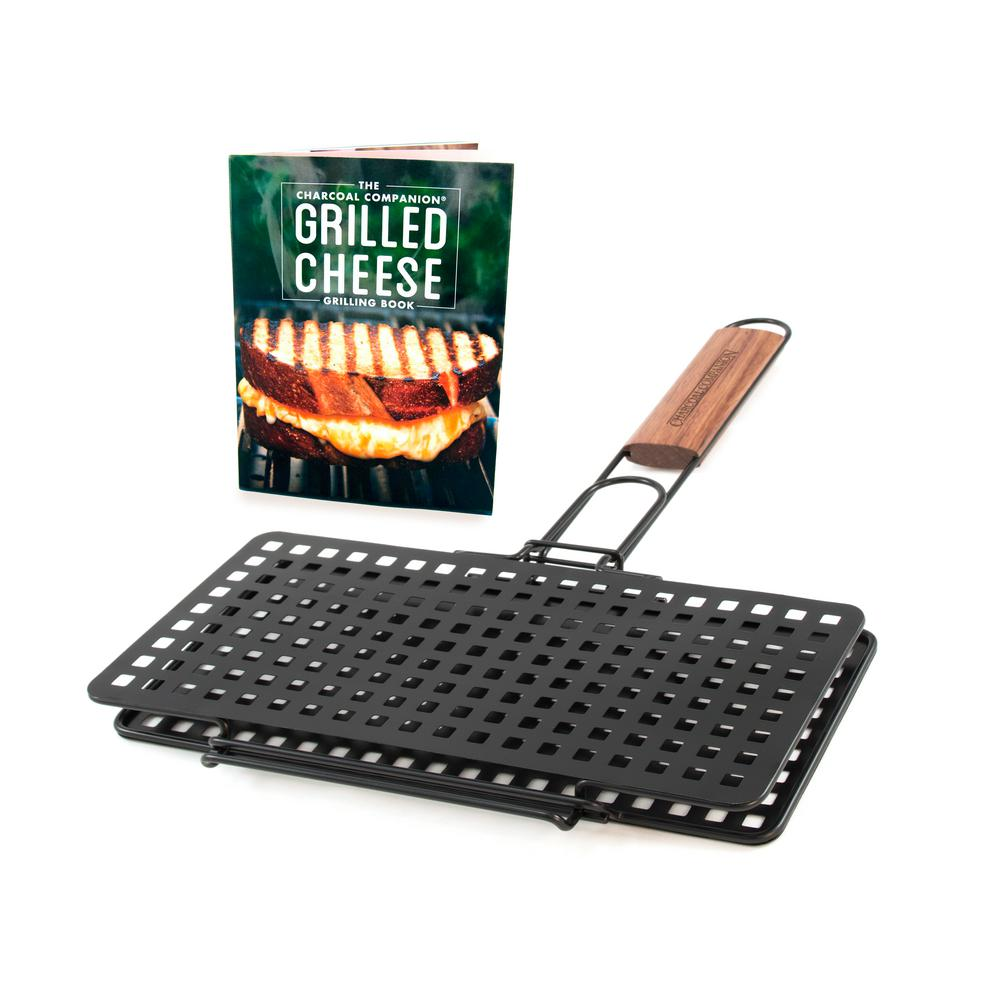 Grilled Cheese Basket & Recipe Book Set